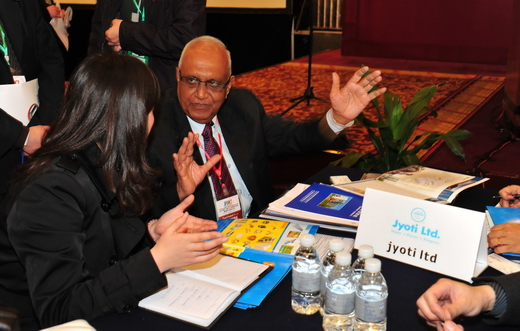 JYOTI LIMITED negotiating with supplier