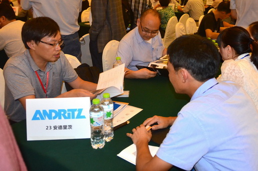 Andritz is Negotiating with Suppliers