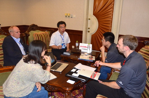 Shanxi Q&H Manufacture is Negotiating with American Buyers