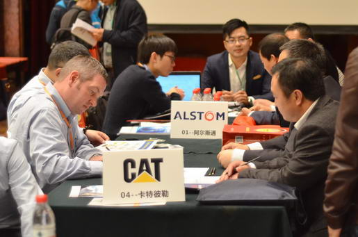 Caterpillar and Alstom Were Talking With Supplier