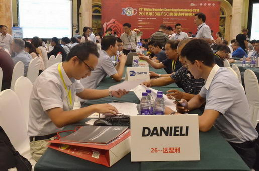 Danieli,FLSmidth and other purchasers were negotiating with suppliers