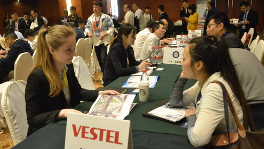 VESTEL were talking over with suppliers