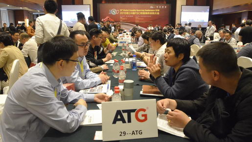 ATG and other buyers were negotiating with suppliers